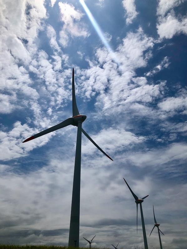 寿都町風車
