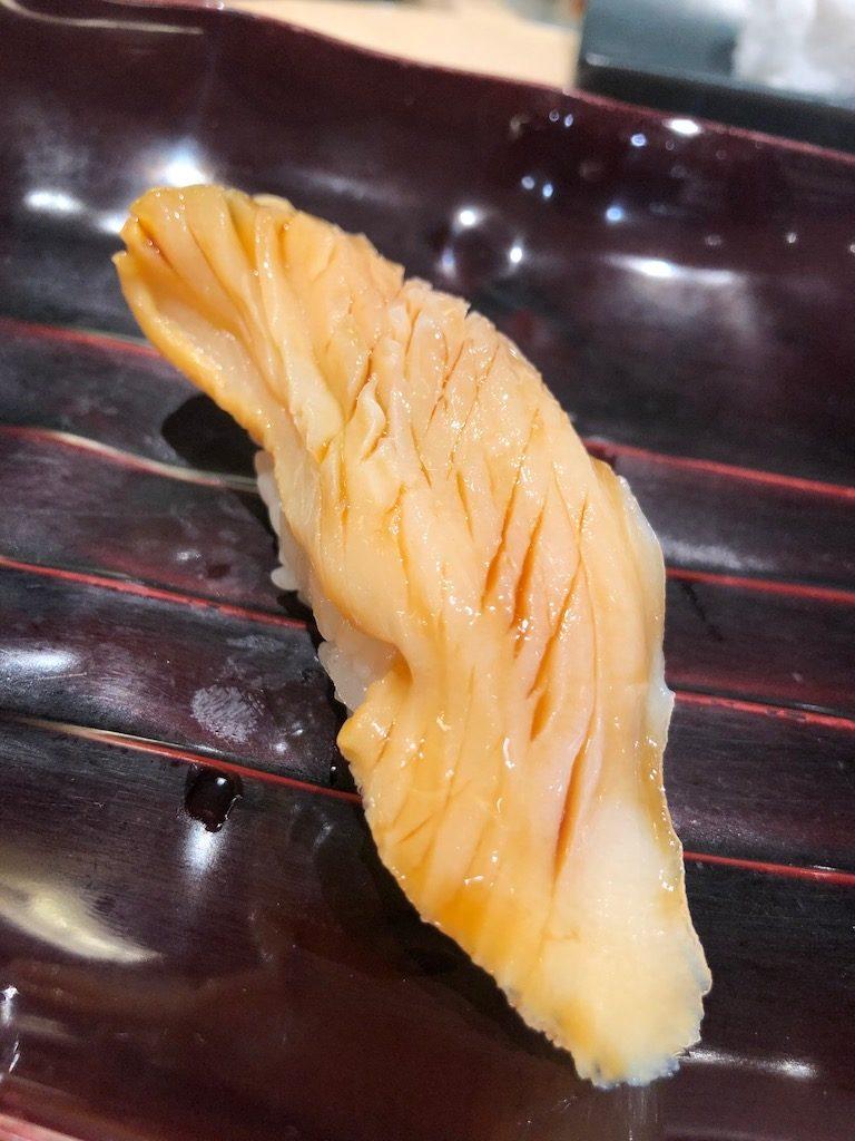 新千歳空港でお寿司