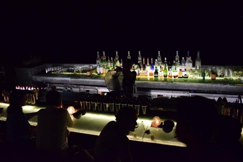 バリ島ロックバー