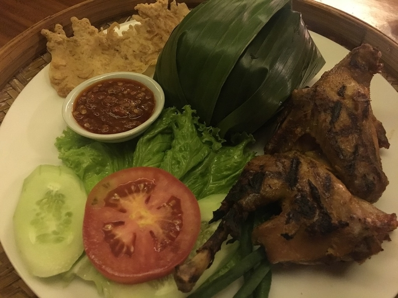 インドネシアバンドゥンカフェ